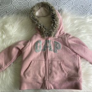 Baby Gap ZIP Sweater (thick) material size 18-24 m